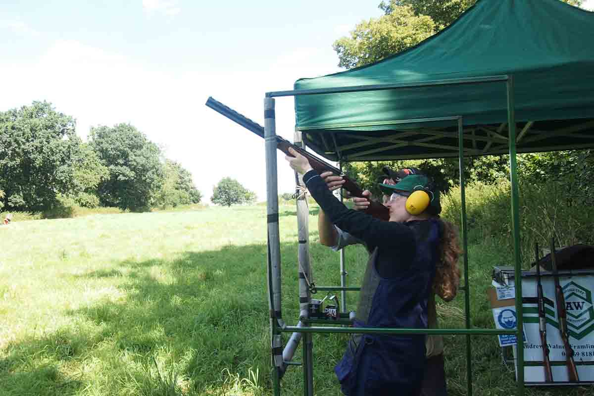 Sessions for Clay Pigeon
